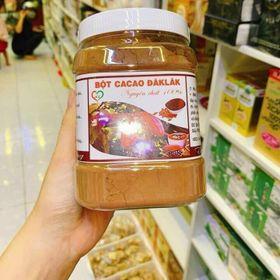 Bột cacao nguyên chấtt giá sỉ