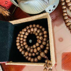 Dây trầm hương 108 hạt giá sỉ