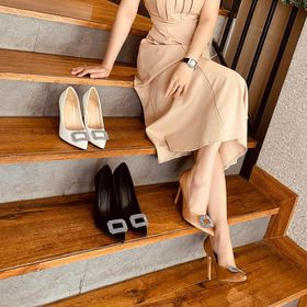 Giày cao gót Girl Style - HADU G933 giá sỉ