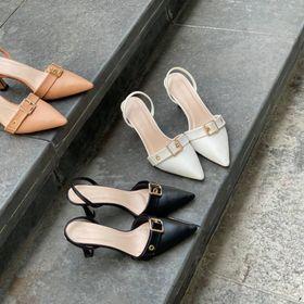 Giày cao gót Bigbelt - HADU G767 giá sỉ