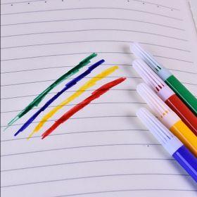 4 cây bút 3k bút lông 4 màu giá sỉ