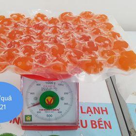 Lòng đỏ trứng muối loại 13gr/quả - Lốc 50 quả giá sỉ