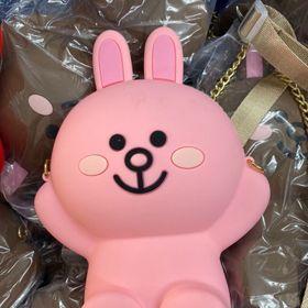 Túi silicon hình thỏ giá sỉ