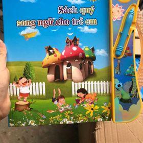 Sách quý song ngữ cho trẻ giá sỉ