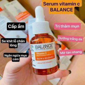 Serum vitamin C giảm thâm nám giá sỉ