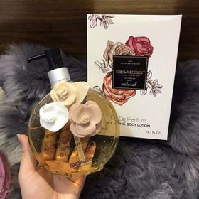 Sữa tắm 3 bông hương nước hoa BBAESS Natural Eau De Parfum chai 400ml giá sỉ