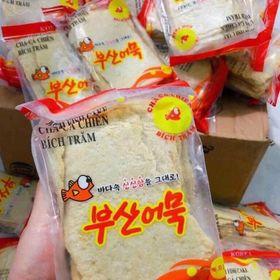 Chả Cá Hàn Quốc giá sỉ