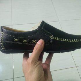 Giày lười da giá sỉ