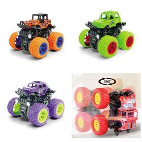 Xe ô tô đồ chơi quán tính chạy đà- Xe điạ hình giá sỉ