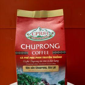 Cà phê pha phin truyền thống Chuprong Coffee gói 500g giá sỉ