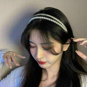 Cài tóc Ngọc trai công chúa giá sỉ