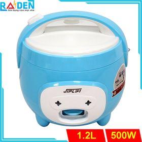 Nồi cơm điện quả cầu 1.2L JL-NC12 cho 2 - 3 người ăn, có xửng hấp giá sỉ