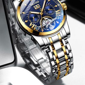 Đồng hồ tevise chạy cơ tự động bán buôn giá sỉ bán chạy M175