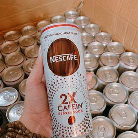 lon caffe soda Xã date tháng 6 Sỉ 5k lon Thùng 120 lon giá sỉ