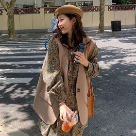 Áo gile nữ cao cấp, kiểu dáng đơn điệu, trẻ trung NV0650 giá sỉ