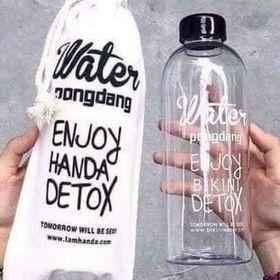 Bình nước detox pongdang giá sỉ