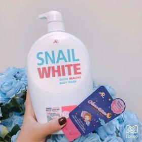 Sữa tắm snaill whitee giá sỉ