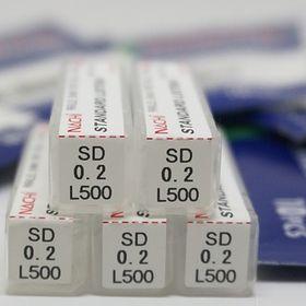 Mũi Khoan Nachi HSS L500 0.2mm giá sỉ