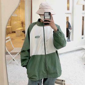Áo khoác dù kiểu bomber Logo 7ZIA giá sỉ