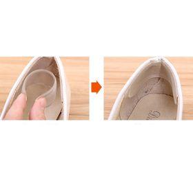 Combo 02 miếng lót giày Silicon chống đau chân (lót sau) giá sỉ