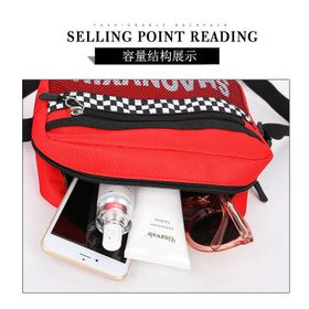Túi đeo chéo Shaonvxin nhỏ gọn xinh xắn giá sỉ