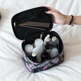 Túi đựng mỹ phẩm đồ trang điểm hình hộp (THH10) giá sỉ