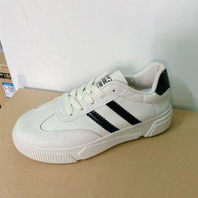 Xả kho - Giày sneaker nữ Da tổng hợp dày hàng chuẩn đẹp - Mẫu Mẫu 50 giá sỉ