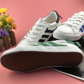 Giày thể thao, giày sneaker 3 sọc nữ vải phối lưới thoáng mát giá sỉ