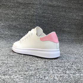 Giày thể thao, Giày sneaker nữ Da tổng hợp dày dặn - 107 giá sỉ