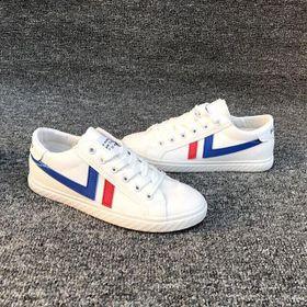 Giày thể thao, Giày sneaker nữ da pu phối lưới dày dặn - 5266 giá sỉ