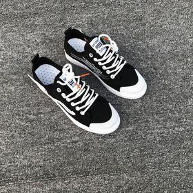 xoa Giày thể thao, Giày sneaker thể thao nữ vải phối da tổng hợp dày dặn - 6214 giá sỉ