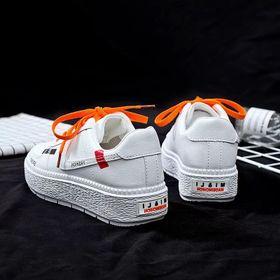 Giày thể thao, Giày sneaker nữ Da tổng hợp dày dặn 3788 giá sỉ