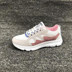 Giày thể thao, Giày sneaker nữ Da tổng hợp dày dặn - 3789 giá sỉ