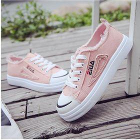 Giày thể thao, giày sneaker nữ Vải tổng hợp dày dặn - 2993 giá sỉ