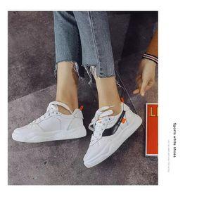 Giày thể thao, Giày sneaker nữ Da tổng hợp dày dặn A03 -Hinh Chụp thật từ sản phẩm 100% Như Hình giá sỉ