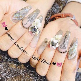 Sticker dán móng tay , nail sticker trang trí giá sỉ