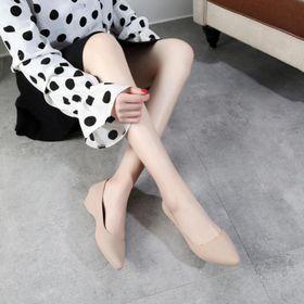 Giày búp bê giày công sở nhựa dẻo đi mưa chống nước , chống trơn trượt size 36 đến 40 (form nhỏ đặt tăng 1 size) giá sỉ