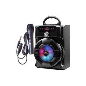 Loa kéo bluetooth hát Karaoke JHW-802 âm thanh to,chắc có đèn led đẹp tặng kèm Micro giá sỉ