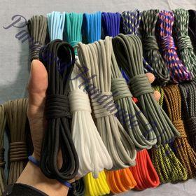 Dây dù tròn nhiều màu dài 10m dày 3mm - Siêu chắc siêu dai - đa năng tiện dụng giá rẻ giá sỉ