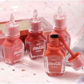 Son Kem Tint Coca Cola CC Lip Gloss Hàng Nội Địa Trung giá sỉ