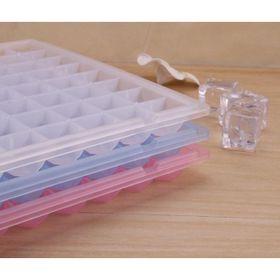 Khay làm đá thạch - Khay đựng đá - Khay đóng đá tủ lạnh - Khay đóng đá 60 ô - Khay đá tủ lạnh giá sỉ