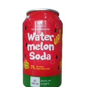 Nước soda vị dưa hấu 350ml giá sỉ