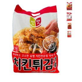 Bột chiên gà giòn Chungwoo 5kg giá sỉ