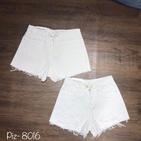 Quần short jean đen và trắng giá sỉ