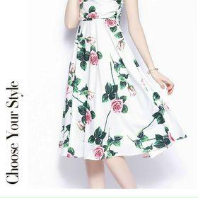 Đầm lụa siêu sang trẻ trung cho phái đẹp. giá sỉ