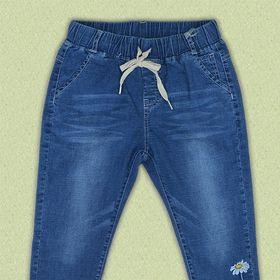Quần lửng jean bé gái N249 giá sỉ