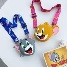 Túi Silicon Tom, Jerry giá sỉ