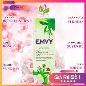 Dung dịch thảo dược Emvy hỗ trợ Điều trị các bệnh Viêm Nhiễm Phụ Khoa
