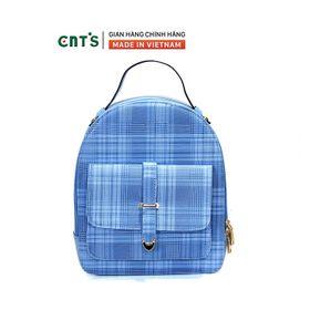 Balo thời trang CNT BL65 phong cách hàn quốc nhiều màu XANH NGỌC giá sỉ