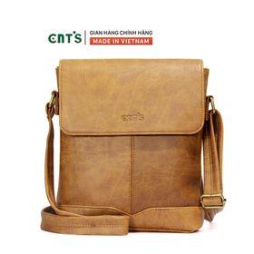 Túi đeo chéo CNT unisex IPAD21 nhiều màu cá tính BOD NHẠT giá sỉ